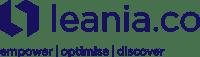 leania logo blue